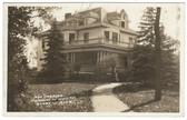 Canby, Minnesota Real Photo Postcard:  John Swenson Memorial Hospital