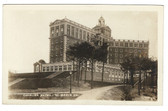 Virginia Beach, Virginia Real Photo Postcard:  Cavalier Hotel