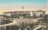 Key West, Florida Postcard:  Casa Marina Hotel