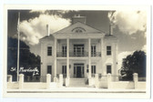 St. Martinville, Louisiana Real Photo Postcard:  United States Post Office