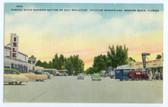 Madeira Beach, Florida Postcard:  Business Section on Gulf Boulevard