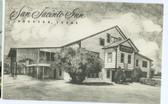 Houston, Texas Postcard:  San Jacinto Inn