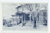 Sackville, New Brunswick, Canada Postcard:  Marshlands Inn