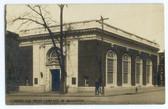 Bridgeton, New Jersey Real Photo Postcard:  Cumberland Trust Company
