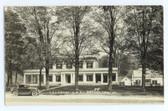 Arlington, Vermont Real Photo Postcard:  Colonial Inn