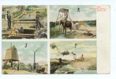 Joplin, Missouri Postcard:  Mining Evolution Multiview