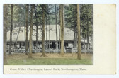 Northampton, Massachusetts Postcard:  Connecticut Valley Chautauqua at Laurel Park