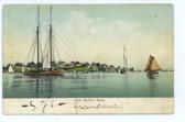 Hull, Massachusetts Postcard:  Harbor View