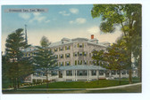 Lee, Massachusetts Postcard:  Greenock Inn