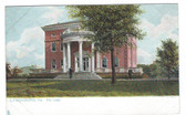 Lynchburg, Virginia Postcard:  Elks Lodge