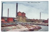 Bingham, Utah Postcard:  Bingham Smelters