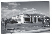 Hallandale, Florida Real Photo Postcard:  The Hofbrau Haus