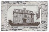Northwood, New Hampshire Postcard:  Masonic Hall