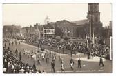 Milwaukee, Wisconsin Real Photo Postcard:  40 ct 8 Parade