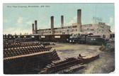 Texarkana, Arkansas-Texas Postcard:  Post Pipe Company