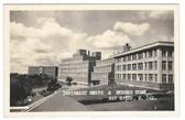 San Haven, North Dakota Real Photo Postcard:  Infirmary Units & Nurses Home