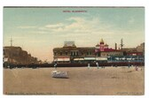 Atlantic City, New Jersey Vintage Postcard:  Hotel Islesworth