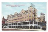 Atlantic City, New Jersey Vintage Postcard:  The Islesworth