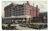 Atlantic City, New Jersey Vintage Postcard:  Hotel Strand