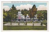 Stamford, New York Vintage Postcard:  Cold Spring Farm Inn