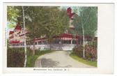 Caldwell, New Jersey Vintage Postcard:  Monomonock Inn