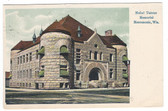 Menomonie, Wisconsin Vintage Postcard:  Mabel Tainter Memorial