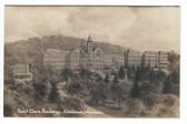 Sinsinawa, Wisconsin Real Photo Postcard:  Saint Clara Academy