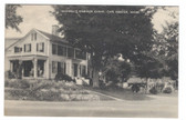 Cape Neddick, Maine Postcard:  Maxwell's Over-Nite Cabins