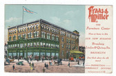 Brooklyn, New York Postcard:  Fraas & Miller Furniture Center