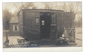 Canton, Massachusetts Real Photo Postcard:  Paul Revere's Stage Coach