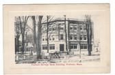 Foxboro, Massachusetts Postcard:  Foxboro Savings Bank