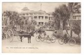 Ormond, Florida Vintage Postcard:  The Horseless Age