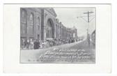 Boston, Massachusetts Postcard:  1907 Automobile and Power-Boat Show