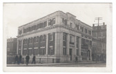 Bangor, Maine Real Photo Postcard:  Merrill Trust Company