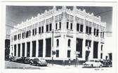 Klamath Falls, Oregon Real Photo Postcard:  First National Bank