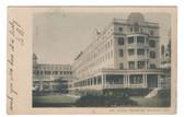 Atlantic City, New Jersey Vintage Postcard:  Hotel Traymore