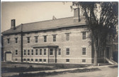 Waterville, Maine Real Photo Postcard:  Elks Club
