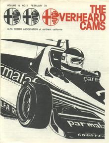 Overheard Cams December 1982
