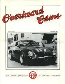 Overheard Cams July 1987