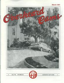 Overheard Cams August 1992