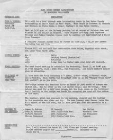 Overheard Cams April 1965