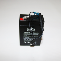 4-Hr Rechargeable Battery