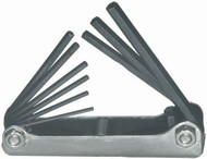 Williams Hex Key Set, 9 Pieces WS-46