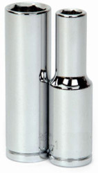 "10MM Williams 1/2"" Dr Deep Socket 12 Pt - 32710"