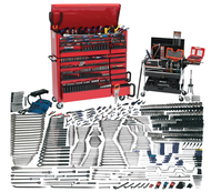 Williams 1390 Pieces Complete Mammoth Tool Set with Tool Boxes WSC-1390TB