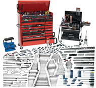 Williams 557 Pieces Mega Tool Set with Metric Wrenches and Sockets Tools Only WSC-960MM
