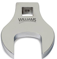 "23MM Williams 3/8"" Drive Crowfoot Wrench Open End"