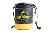 Python Tools At Height Safe Bucket Load Rated Drawstring Canvas - 100 Lbs BKT-100DRAWC