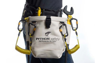 Python Utility D-Ring inside pouch - Utility Pouch PCH-UTILITY