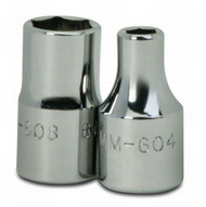 "5.5MM Williams 1/4"" Dr Deep Socket 6 Pt - MMD-605.5"